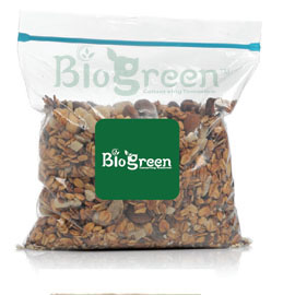 Biogreen stand up pouches