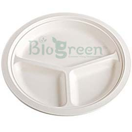 biodegradable tableware plates