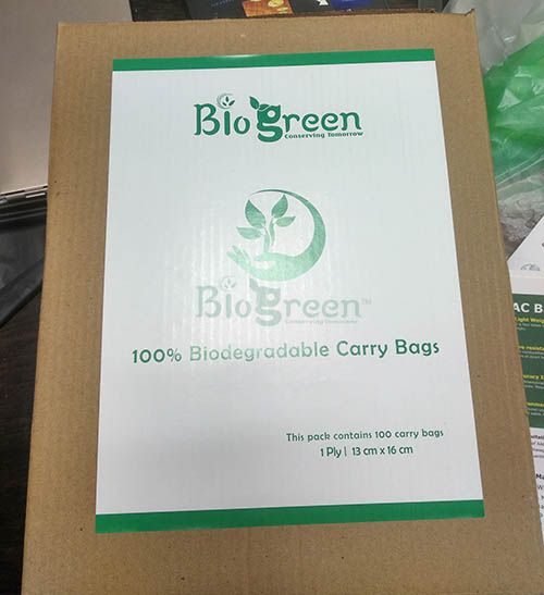 Biogreen Product kit
